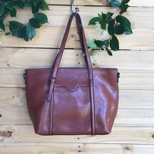 Vegan Friendly Leather Tote 👜